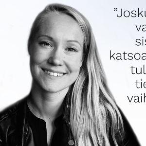 Sisututkija Emilia Lahti