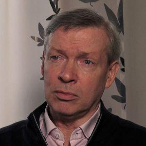 Aso-aktiivi Eric Hällström.