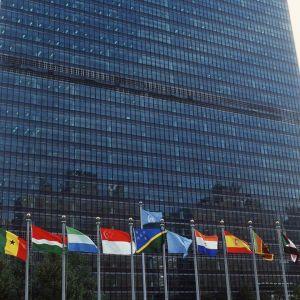 YK:n päärakennus