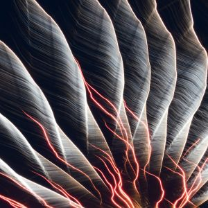 abstraktia aaltoa