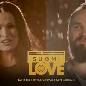 Tarja Turunen esintyy SuomiLOVEn 4. kaudella.