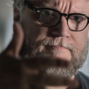 Elokuvaohjaaja Guillermo del Toro.