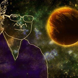 Cixin Liu on tämän hetken kuuluisin kiinalainen scifi-kirjailija.