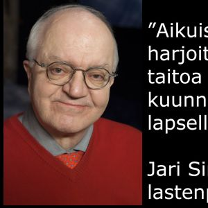 Psykiatri Jari Sinkkonen vieraana tv-ohjelmassa Flinkkilä & Tastula.