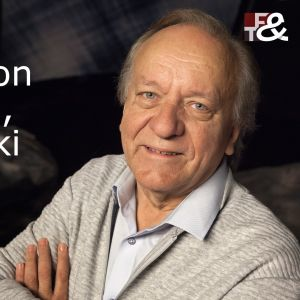 Esko Roine vieraana tv-ohjelmassa Flinkkilä & Tastula-