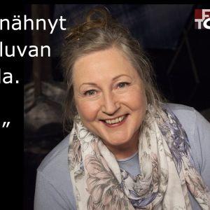 Ritva Jalonen vieraana tv-ohjelmassa Flinkkilä & Tastula.