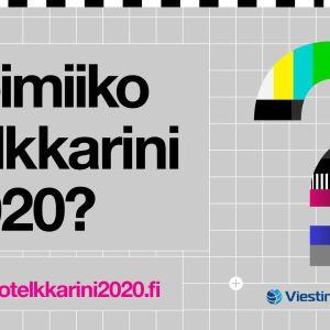 Kuva Viestintäviraston toimiikotelevisioni-kampanjasta