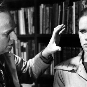 Ingmar Bergman ohjaa Ullmania