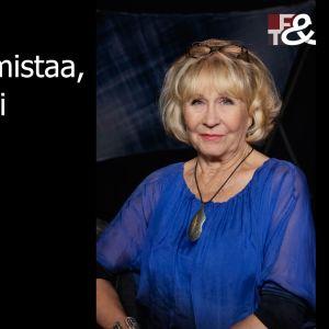 Eeva Litmanen Anne Flinkkilän vieraana.