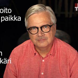 Juha Hännisen sitaatti.