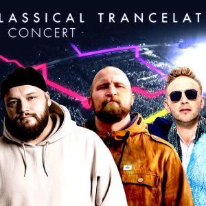 Kuvassa Classical Trancelations -konsertin solistit vas.-oik. Kasmir, Paleface, Reino Nordin ja Saara Aalto
