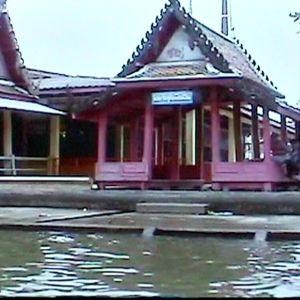 Rakennuksia Thaimaassa