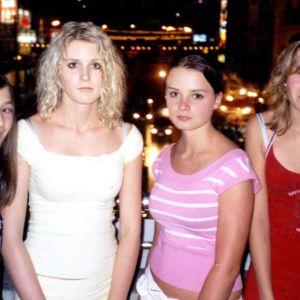 Fyra fosterflickor