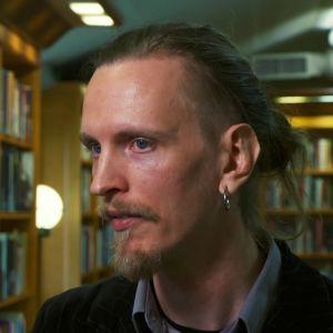 Henry Vistbacka, styrelsemedlem i Psysli ry