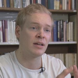 Olli Hietanen, studerande