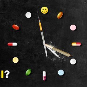 Perjantai: Milloin lääke muuttuu huumeeksi?