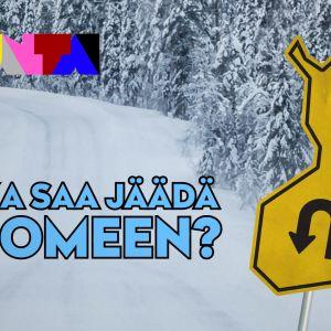 Perjantai: Kuka saa jäädä Suomeen
