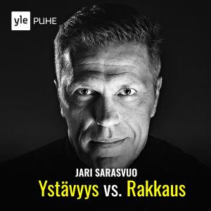 Kuvassa Jari Sarasvuo.