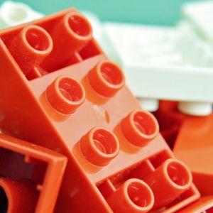 Lego-sarjan Duplo-palikoita.