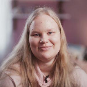 Heidi Lindholm.