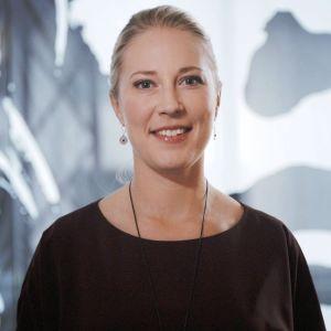 Porträttild på hjärnforskaren Mona Moisala.