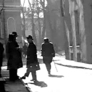 Tallinnan vanhaa kaupunkia 1964