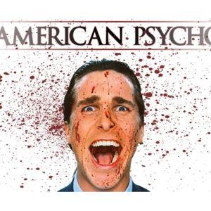Kuva elokuvasta Amerikan psyko.