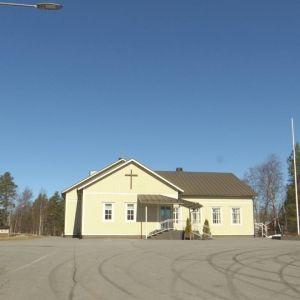 Bosund bönehus i Larsmo