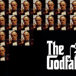 Kuvassa kohtaus Francis Ford Coppolan Kummisetä-elokuvasta.