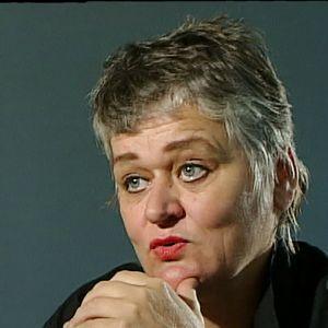 Kirjailija Pirkko Saisio