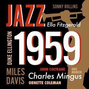 Jättiläisaskeleet - 1950-luvun jazzin toiveilta