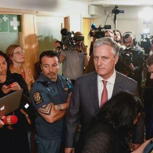 Donald Trumps USA:s nya nationella säkerhetsrådgivare Robert O'Brien