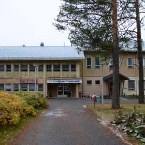 Vuolijoen vanha kunnantalo
