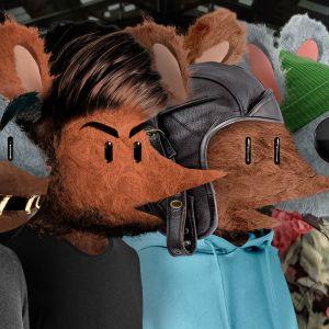 Pavlovin rotat: ryskÄ, härskiturska, Ruhonleikkaaja ja ihmispitsa.