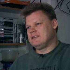 Lauri Johansson Riihimäen vankilassa