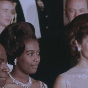 Jackie Kennedy taisteli ihmisoikeuksien puolesta.