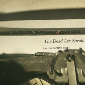The Dead Are Speaking