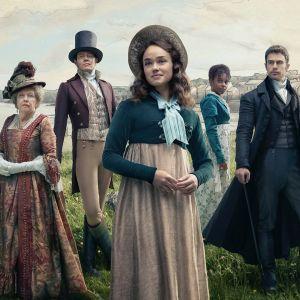 Jane Austenin kesken jääneen romaanin pohjalta tehty draamasarja.