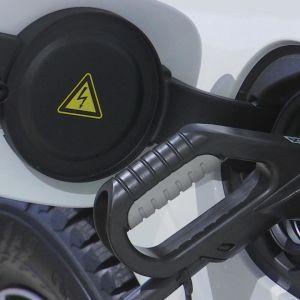 Sähköautojen käyttö Lapissa.