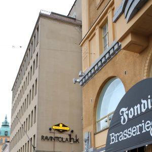 Ravintoloita Vaasan keskustassa