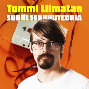 Kuvassa Tommi Liimatta.