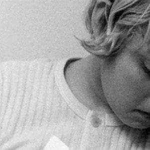 Surullinen poika.