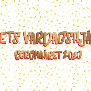 Logon för priset Årets vardagshjälte coronaåret 2020