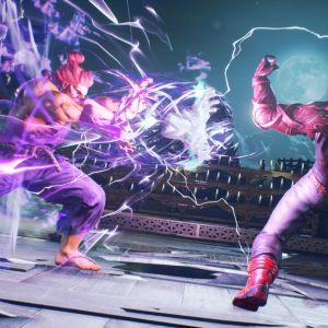 Tekken 7 -videopelin pelikuvaa.