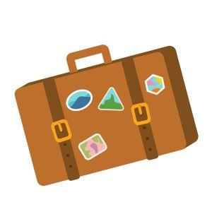 Tellustajat: matkalaukku