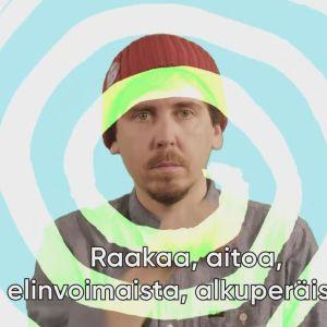 Toimittaja Tuukka Pasanen