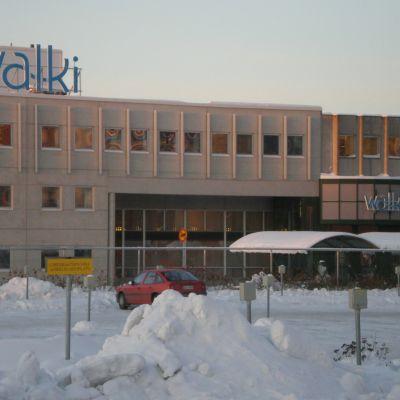 Walkis fabrik i Jakobstad