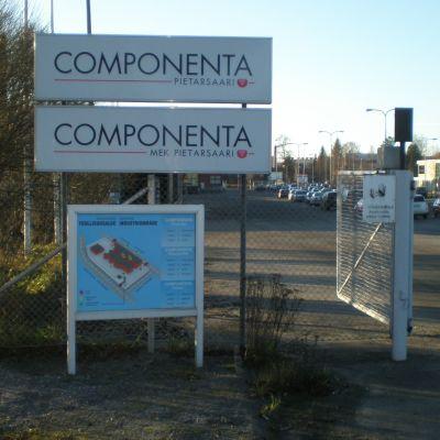 Componentas enhet i Jakobstad