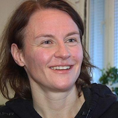 Riikka Välilä, forward, JYP