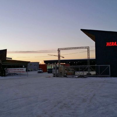 Herajärvi Car Center Rovaniemi